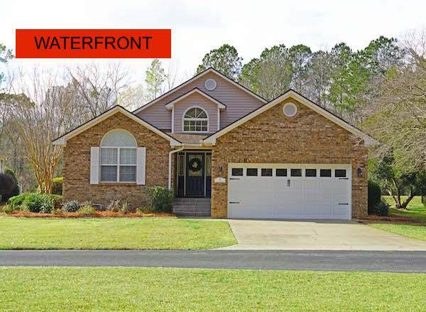 89 Ridge Lake Drive, Manning, SC 29102 (#21000816) :: The Cassina Group