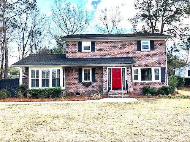 814 Clearview Drive, Charleston, SC 29412 (#21002364) :: Realty ONE Group Coastal