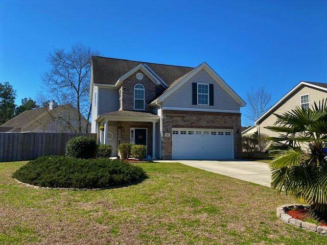 105 Netherfield Drive, Summerville, SC 29486 (#21003185) :: Realty ONE Group Coastal