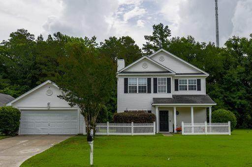 100 Savannah River Drive, Summerville, SC 29485 (#21014949) :: Realty ONE Group Coastal