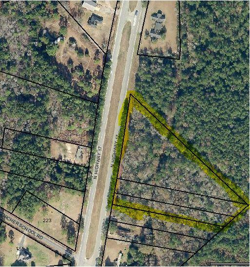 6621 No. Highway 17, Awendaw, SC 29429 (#19004365) :: The Cassina Group