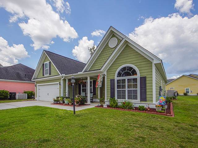 8505 Sentry Circle, North Charleston, SC 29420 (#19014478) :: The Cassina Group
