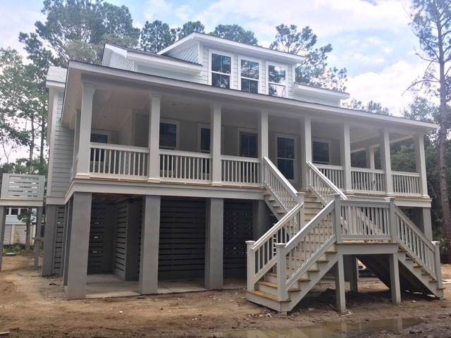 1528 W Palmetto Fort Drive, Mount Pleasant, SC 29466 (#19016670) :: The Cassina Group