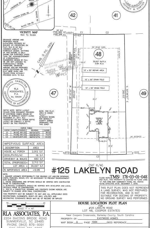 125 Lakelyn Road, Moncks Corner, SC 29461 (#19027550) :: The Cassina Group