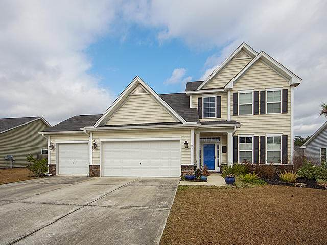 1034 Bridlewood Farms Parkway, Ridgeville, SC 29472 (#20000333) :: Realty One Group Coastal