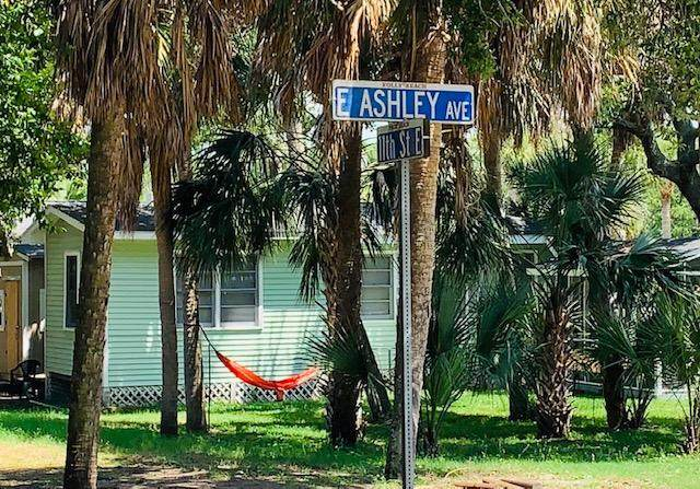 1102 E Ashley Avenue, Folly Beach, SC 29439 (#20017850) :: The Cassina Group