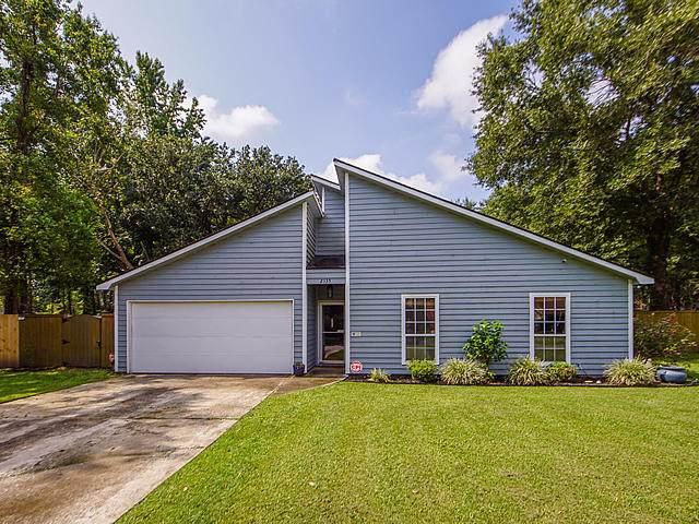 2135 Forest Lakes Boulevard, Charleston, SC 29414 (#21023053) :: The Gregg Team