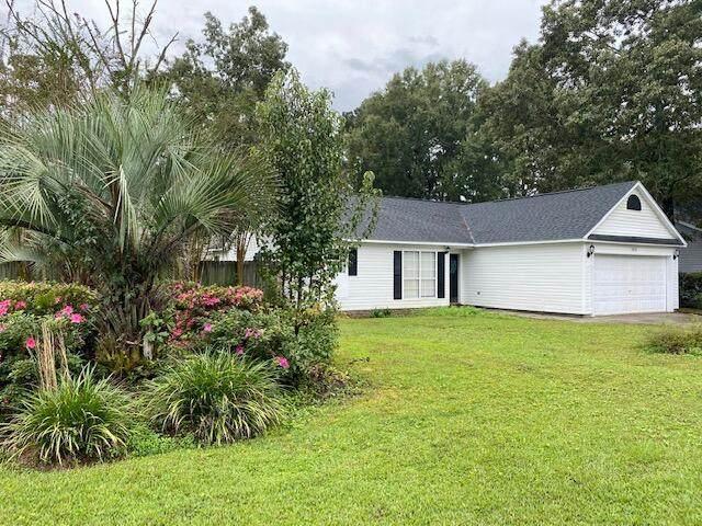 4151 Gaines Mill Drive, North Charleston, SC 29420 (#21027148) :: Flanagan Home Team