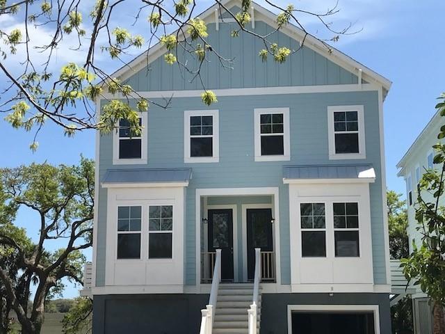 120 Howard Mary Drive B, Charleston, SC 29412 (#19010044) :: The Cassina Group