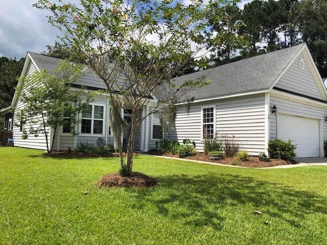 301 Steele Magnolia Avenue, Charleston, SC 29414 (#19024803) :: The Cassina Group
