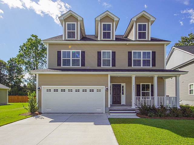5331 Natures Color Lane, North Charleston, SC 29418 (#17033509) :: Realty One Group Coastal