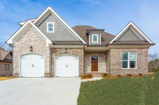 5206 Abigail Ln #18, Chattanooga, TN 37416 (MLS #1302709) :: The Edrington Team