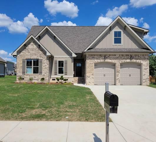 494 Quartz Dr #117, Chickamauga, GA 30707 (MLS #1325801) :: Smith Property Partners