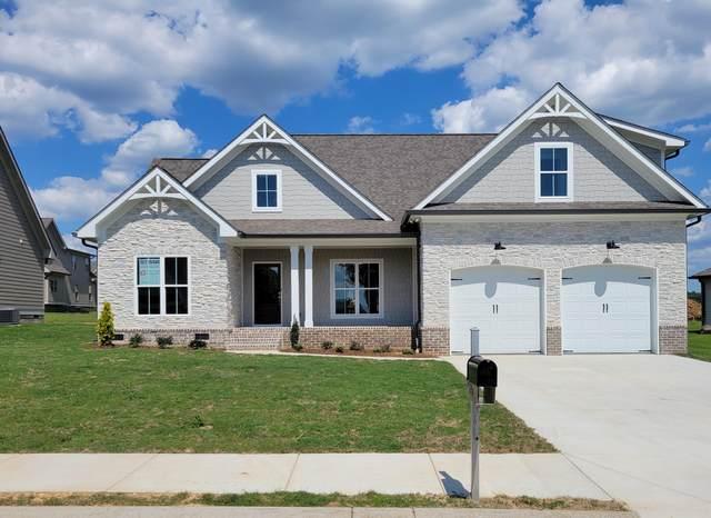 480 Quartz Dr #81, Chickamauga, GA 30707 (MLS #1325119) :: Smith Property Partners