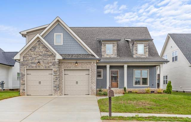 3642 Stickley Way #45, Apison, TN 37302 (MLS #1307987) :: Keller Williams Realty | Barry and Diane Evans - The Evans Group