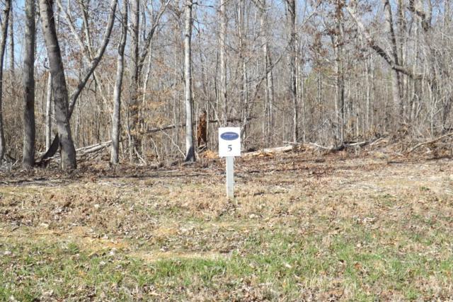 Lot 5 Ridgeway Pass #5, Spring City, TN 37381 (MLS #1260645) :: Keller Williams Realty | Barry and Diane Evans - The Evans Group