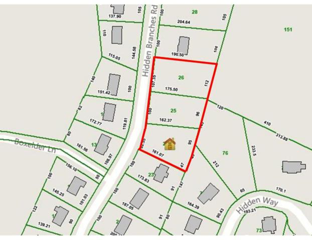 8816 Hidden Branches Rd, Harrison, TN 37341 (MLS #1263533) :: Chattanooga Property Shop