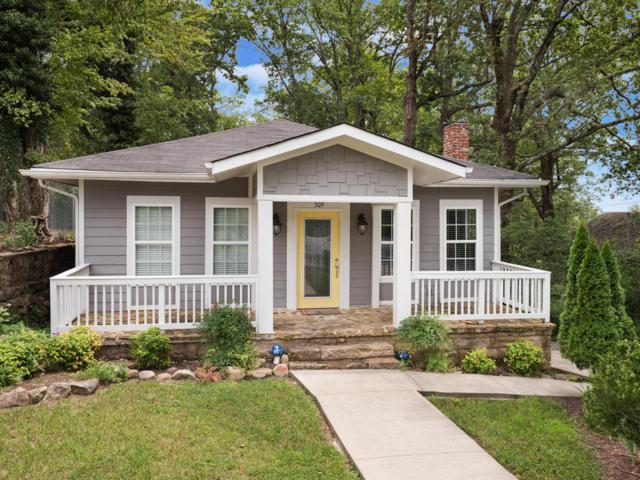 309 N Bragg Ave, Lookout Mountain, TN 37350 (MLS #1268801) :: The Robinson Team