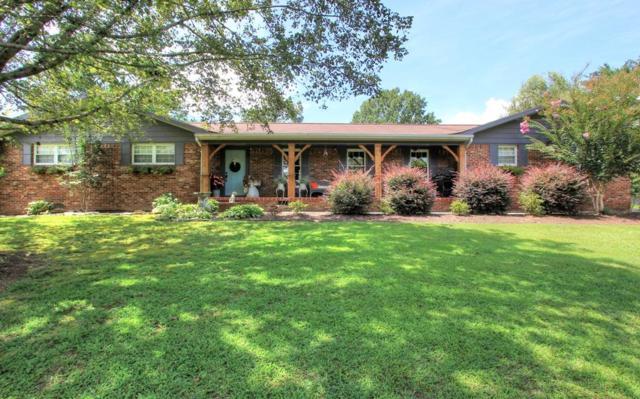 3680 N Marbletop North Rd, Chickamauga, GA 30707 (MLS #1269122) :: The Robinson Team