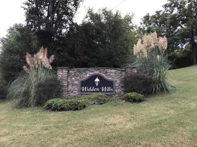 0 Hidden Hills Dr #1, Chickamauga, GA 30707 (MLS #1269705) :: Chattanooga Property Shop