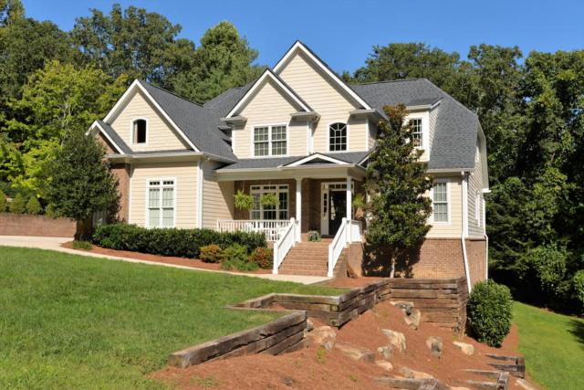 417 Fort Trace Dr, Lookout Mountain, GA 30750 (MLS #1269945) :: The Robinson Team