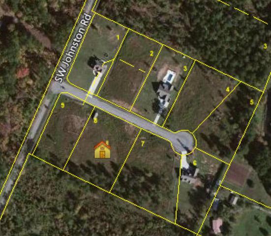 Lot 8 SW Pine View Ln, Mcdonald, TN 37353 (MLS #1270938) :: Chattanooga Property Shop
