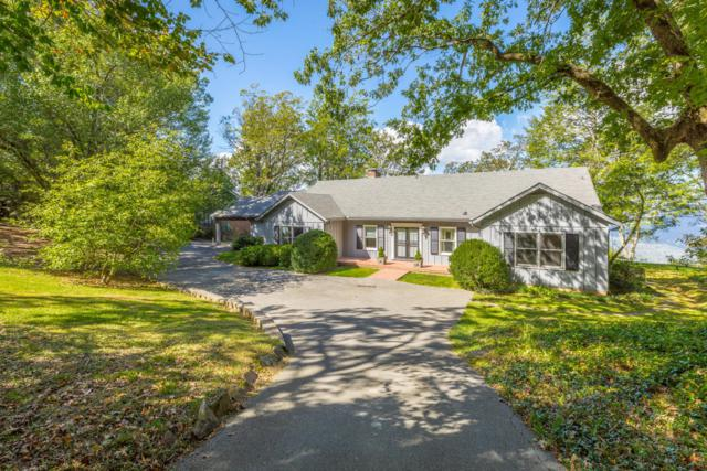 254 Frontier Bluff Rd, Lookout Mountain, GA 30750 (MLS #1271439) :: The Robinson Team