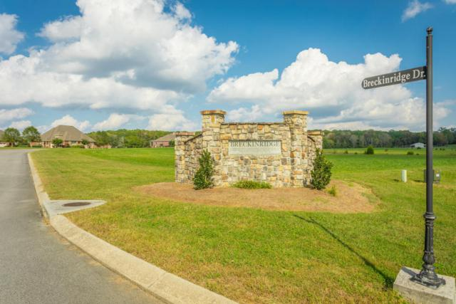 Lot 1 Breckinridge Dr, Ringgold, GA 30736 (MLS #1271945) :: Chattanooga Property Shop