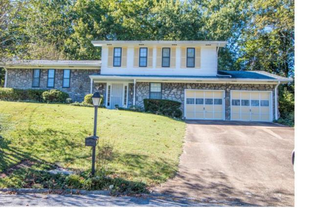 710 Oak Crest Ln, Hixson, TN 37343 (MLS #1272038) :: Denise Murphy with Keller Williams Realty