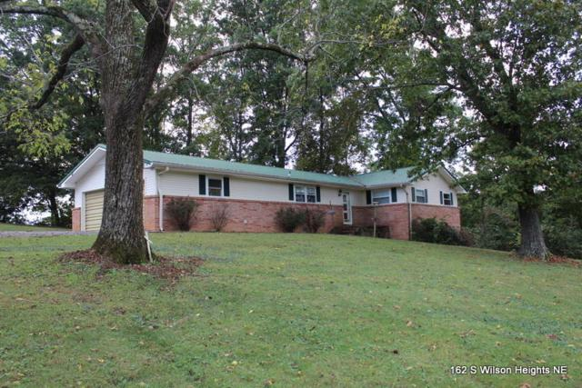 162 S South Wilson Heights Rd, Cleveland, TN 37312 (MLS #1273284) :: The Mark Hite Team