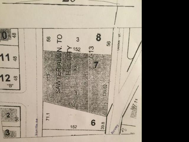 0 Hamilton Ave, Chattanooga, TN 37405 (MLS #1274194) :: Chattanooga Property Shop