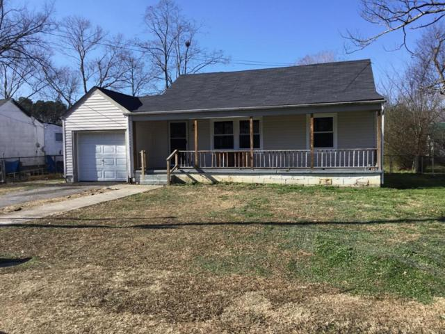 1103 Henderson Ave, Rossville, GA 30741 (MLS #1274811) :: The Robinson Team