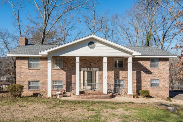 1401 Wingate Ln, Hixson, TN 37343 (MLS #1275376) :: Chattanooga Property Shop