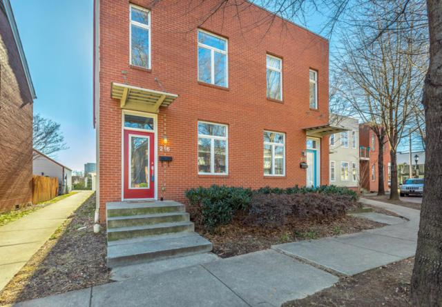 216 W 17th St, Chattanooga, TN 37408 (MLS #1275954) :: The Robinson Team