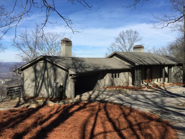 208 Frontier Bluff Rd, Lookout Mountain, GA 30750 (MLS #1276117) :: The Robinson Team