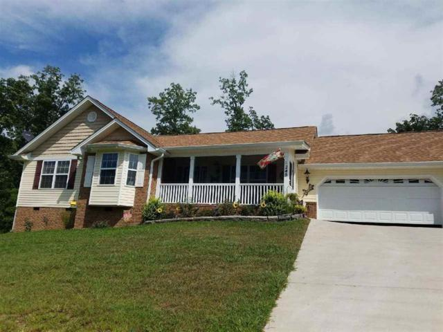 245 NE Greenbriar Tr, Cleveland, TN 37323 (MLS #1276329) :: The Robinson Team