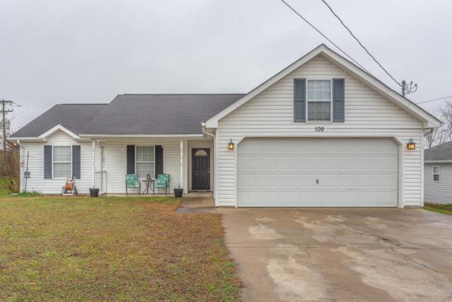 109 Colony Cir, Fort Oglethorpe, GA 30742 (MLS #1276793) :: Keller Williams Realty | Barry and Diane Evans - The Evans Group