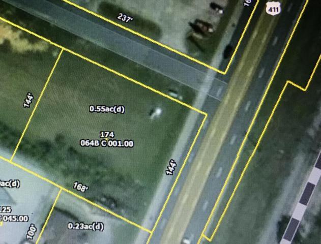 174 White Water Dr Lot 1, Ocoee, TN 37361 (MLS #1276902) :: The Mark Hite Team