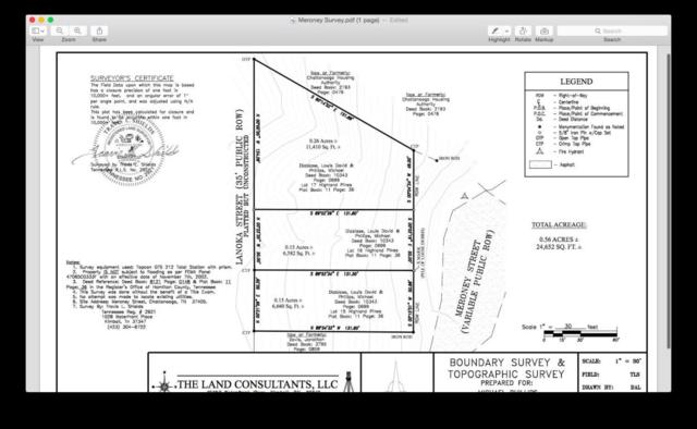 1021 Meroney St, Chattanooga, TN 37405 (MLS #1276918) :: Chattanooga Property Shop