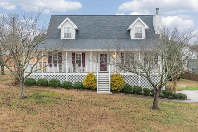 8707 Brookhill Dr, Hixson, TN 37343 (MLS #1277018) :: Denise Murphy with Keller Williams Realty