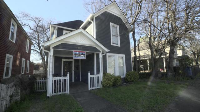 1009 S Greenwood Ave, Chattanooga, TN 37404 (MLS #1277763) :: The Robinson Team