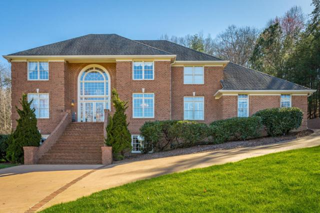 18 Ridgerock Dr, Signal Mountain, TN 37377 (MLS #1277815) :: Keller Williams Realty | Barry and Diane Evans - The Evans Group