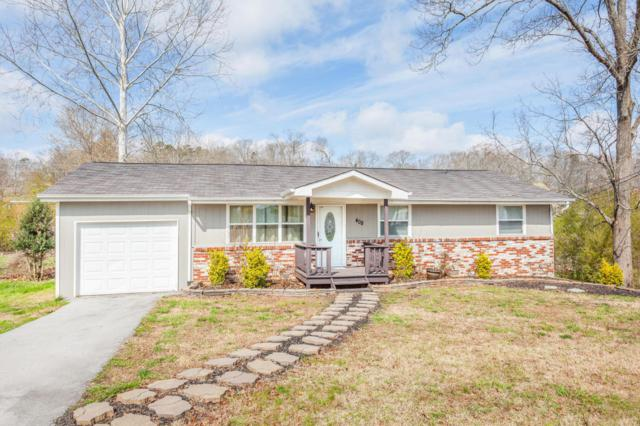 408 SE Fairview Dr, Cleveland, TN 37323 (MLS #1278153) :: Chattanooga Property Shop