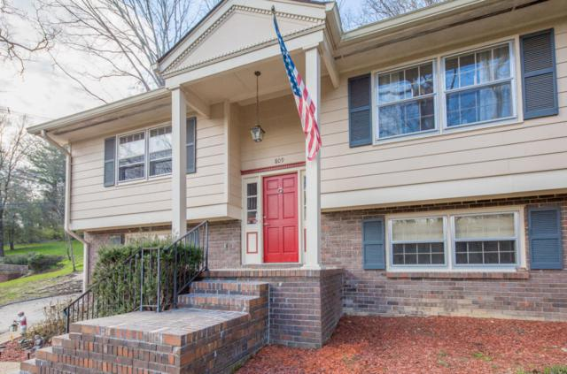 809 Ravine Rd, Signal Mountain, TN 37377 (MLS #1278315) :: Chattanooga Property Shop