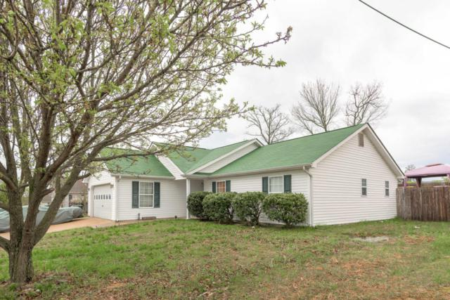 102 Colony Cir, Fort Oglethorpe, GA 30742 (MLS #1278558) :: The Edrington Team