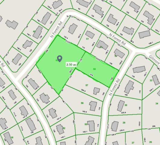 0 N Forest Rd 58 & 63, Hixson, TN 37343 (MLS #1278840) :: The Robinson Team