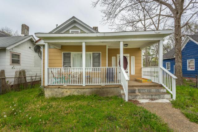 1707 S Beech St, Chattanooga, TN 37404 (MLS #1278889) :: The Robinson Team