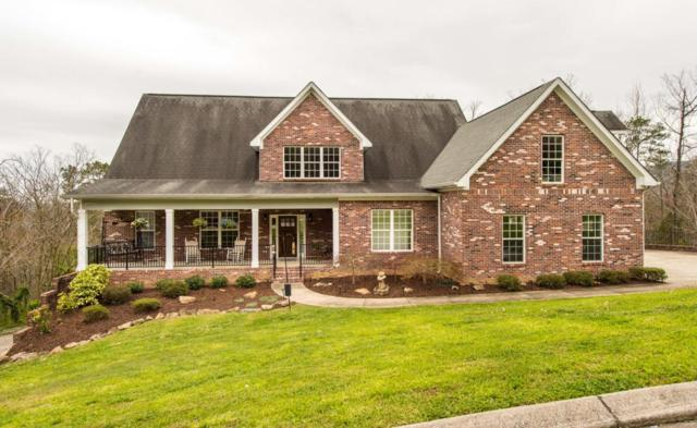 885 Split Rock Tr, Hixson, TN 37343 (MLS #1278919) :: Chattanooga Property Shop