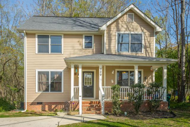 929 Forest Ave, Chattanooga, TN 37405 (MLS #1279354) :: Chattanooga Property Shop