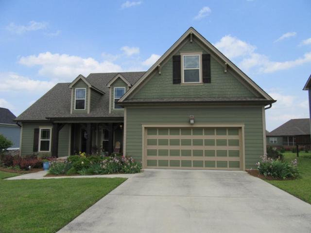 88 Shoreline Trce, Fort Oglethorpe, GA 30742 (MLS #1279527) :: Chattanooga Property Shop